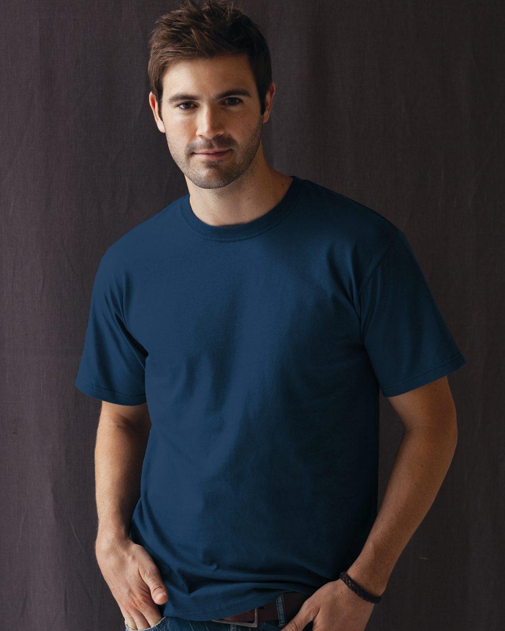 5ed471c6599d Standard Weight 100% Cotton T-Shirts (5.3 - 5.4oz). ANVIL 779